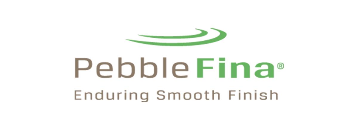 Pebble Fina Logo