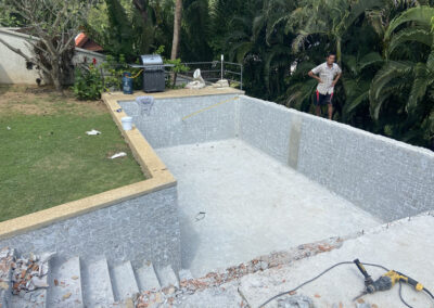 Rawai Refurbishments Phuket paradise pool interiors 0051
