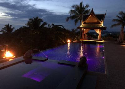 Surin Hill Phuket paradise pool interiors 0145
