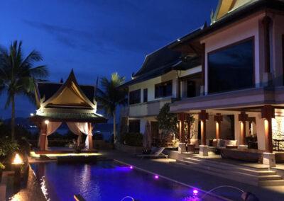 Surin Hill Phuket paradise pool interiors 0147