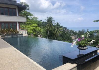 Surin Hill Phuket paradise pool interiors 0150
