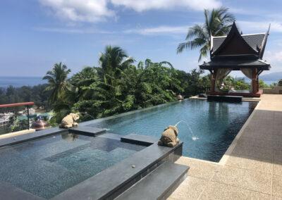 Surin Hill Phuket paradise pool interiors 0157