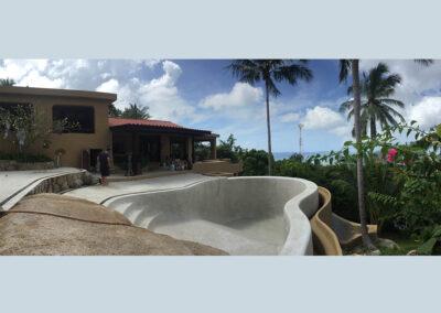 paradise pool interiors koh tao 12