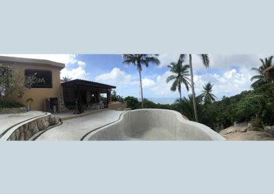 paradise pool interiors koh tao 13